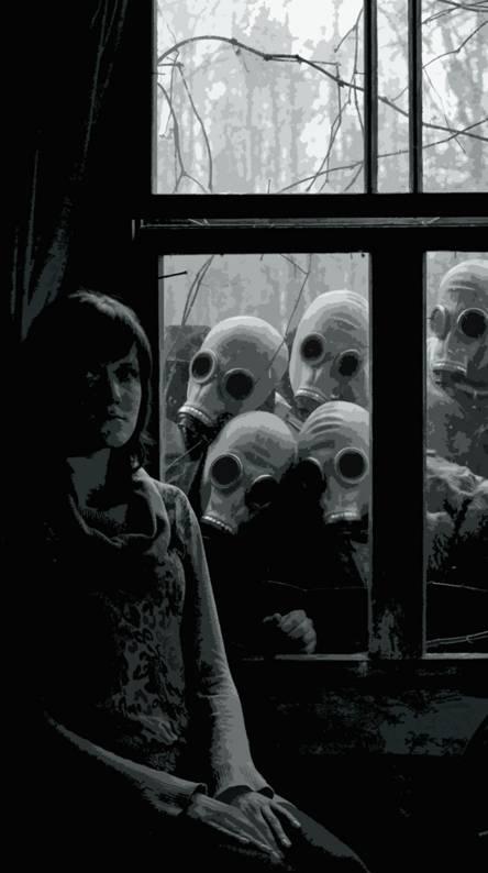 Creepy Window
