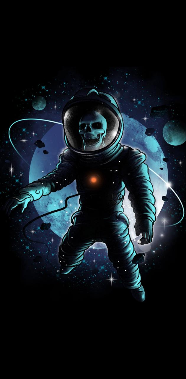 Forgotten Astronaut
