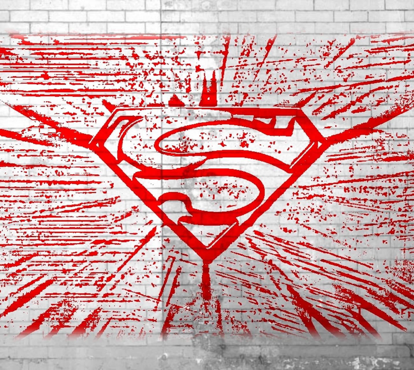 superman draw