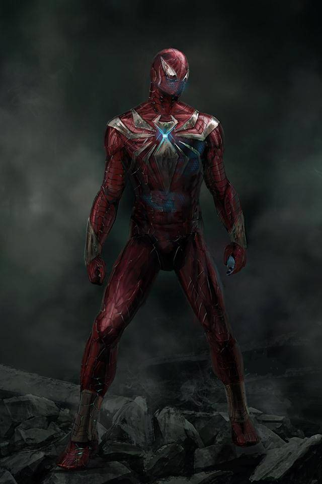 Spider Ironman