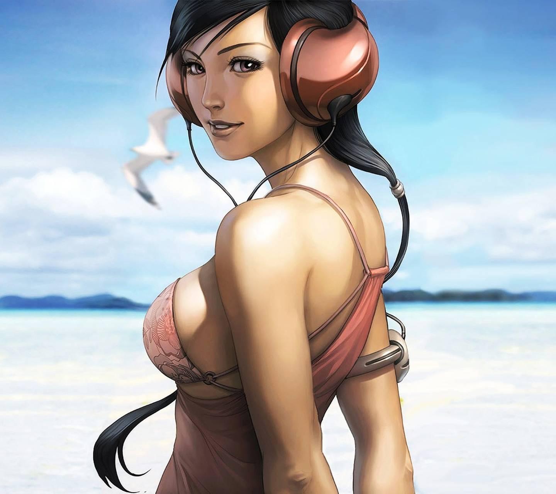 CG Girl