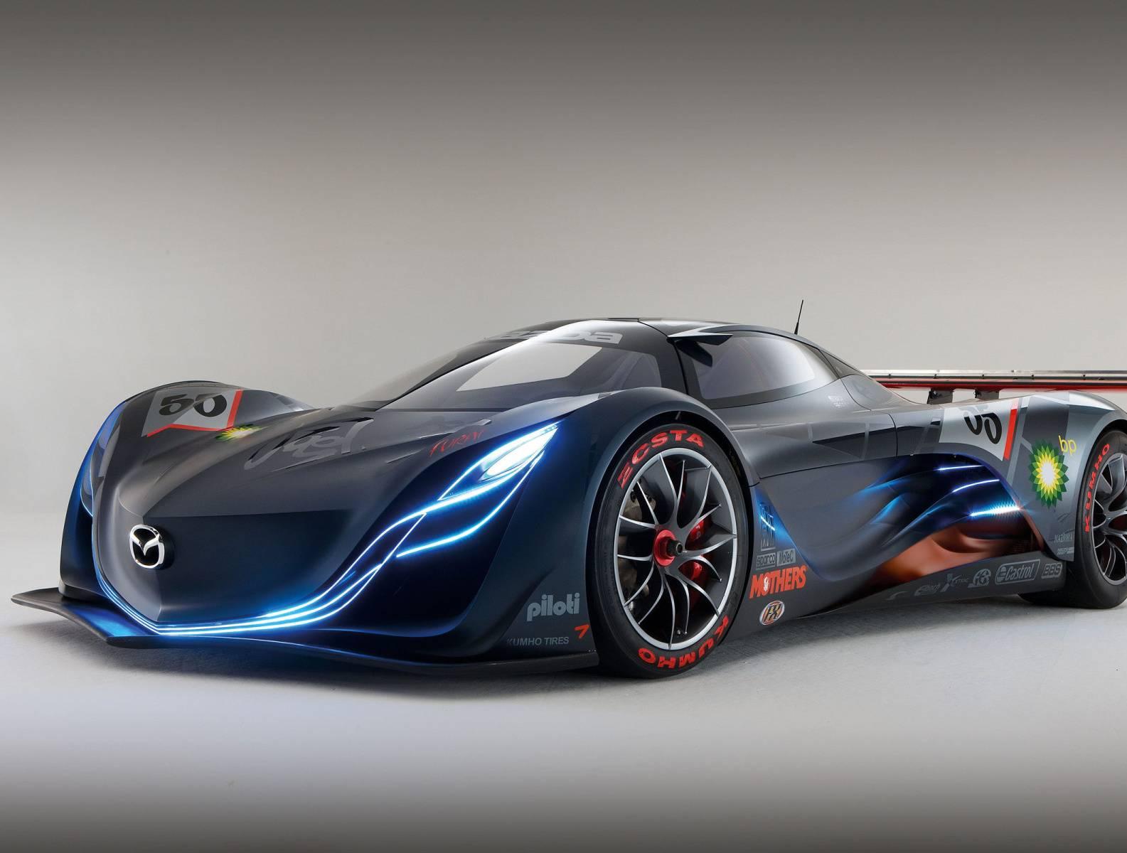 Race Mazda