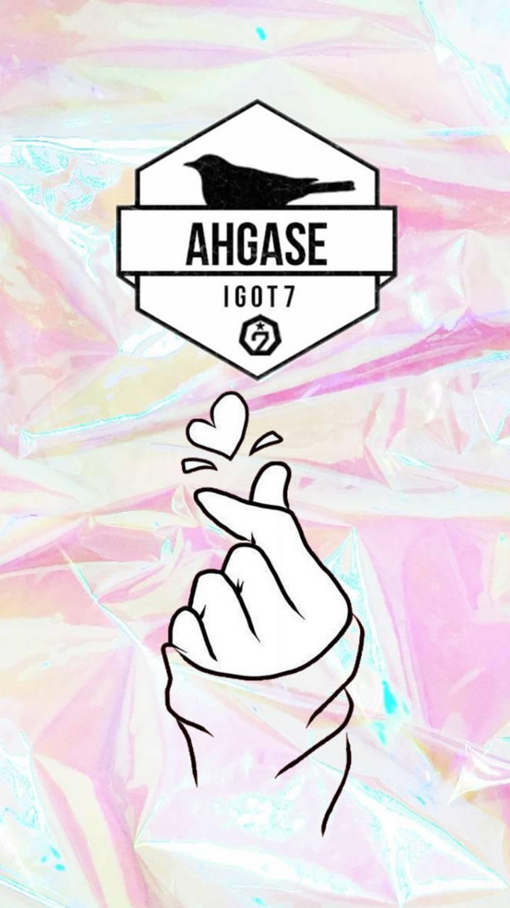 GOT7 Kpop Ahgase