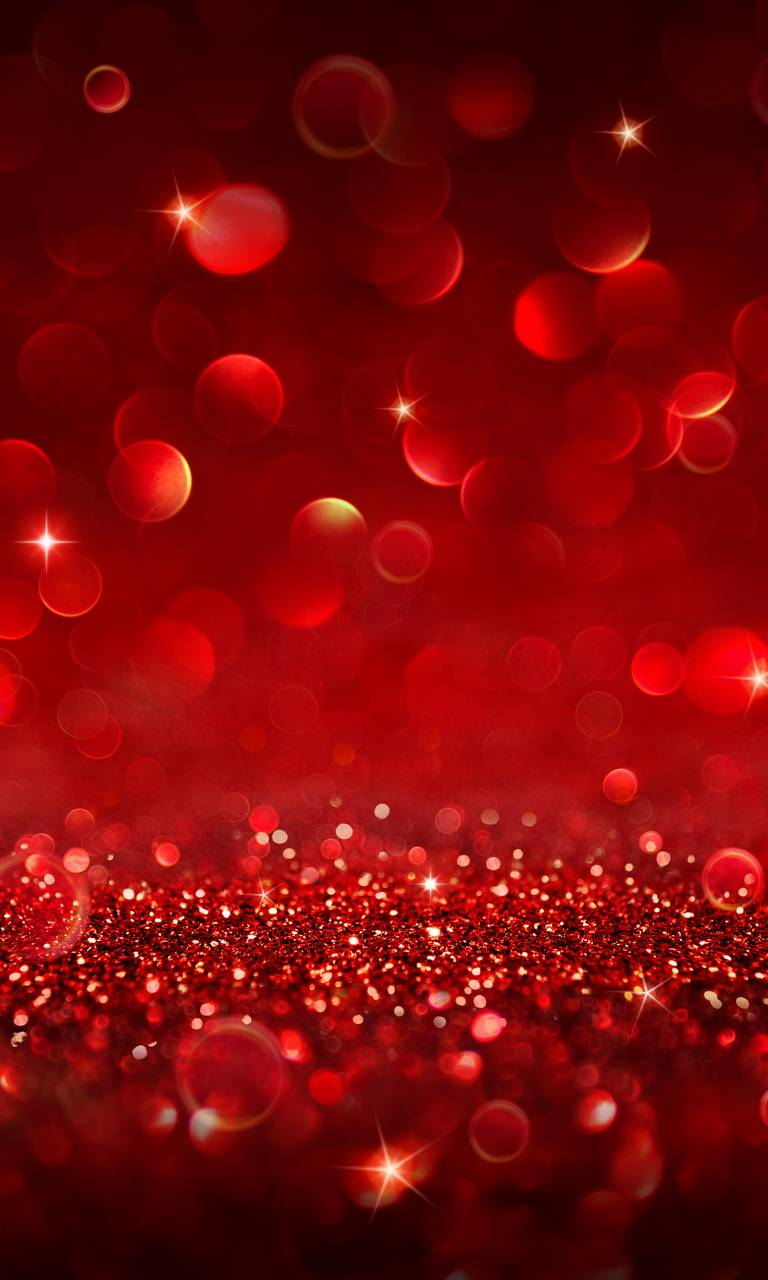 Red Glitter Wallpaper By S Aa Free On Zedge