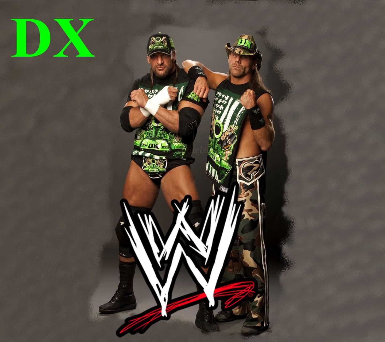 WWE DX