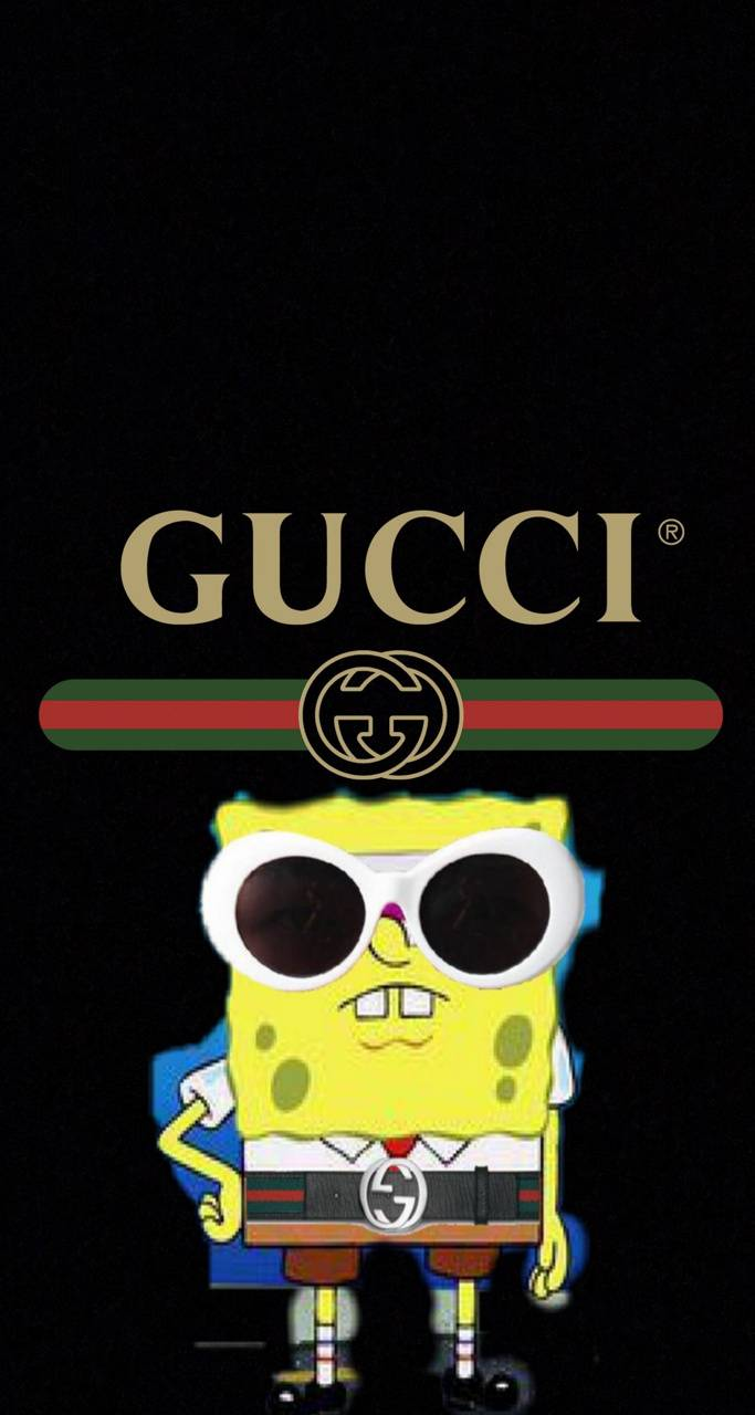 Gucci spongebob