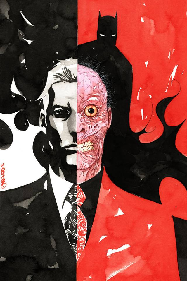 Two-face I4