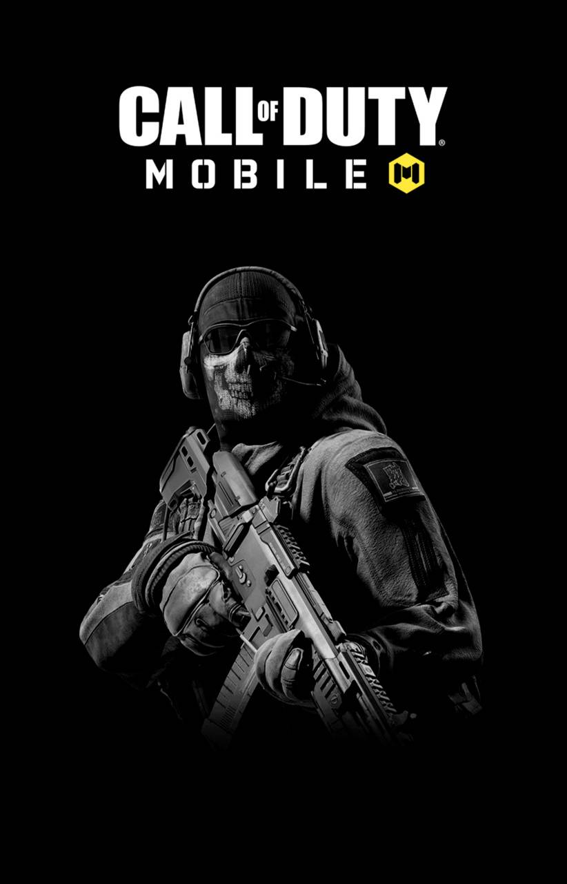 call of duty mobile logo codm wallpaper