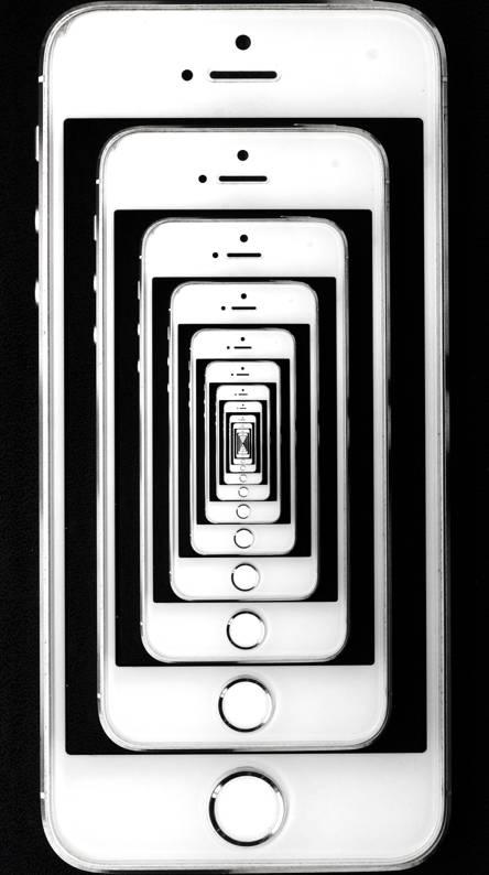 illusion iphone 5s