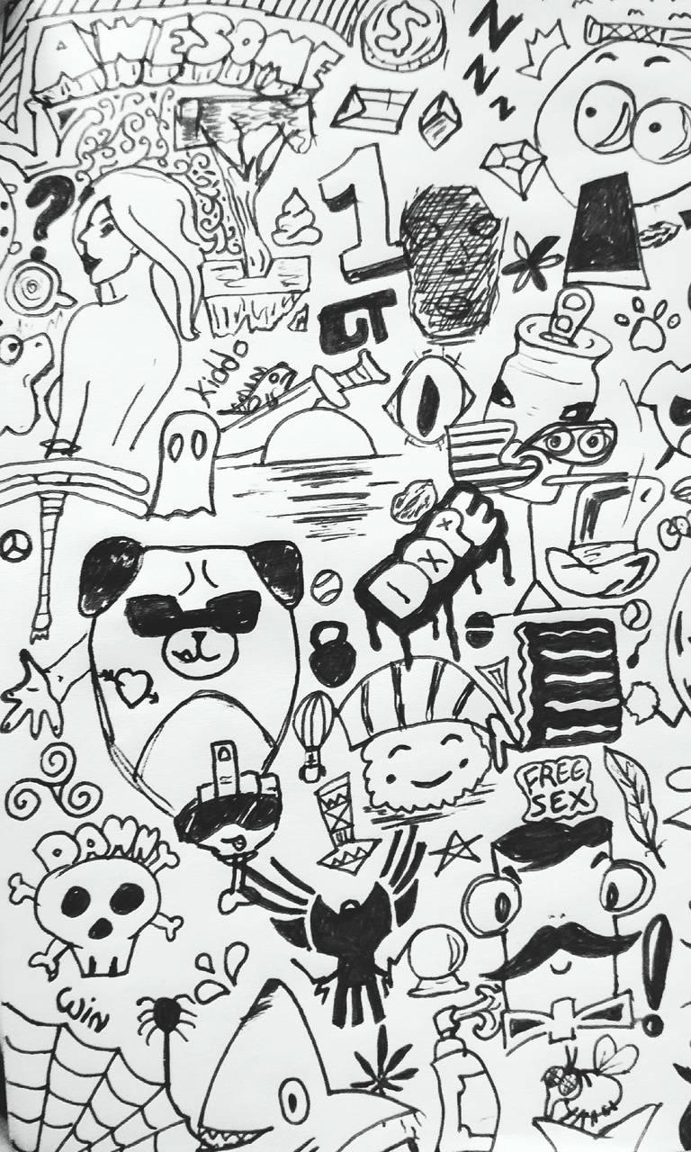 Draw mash up