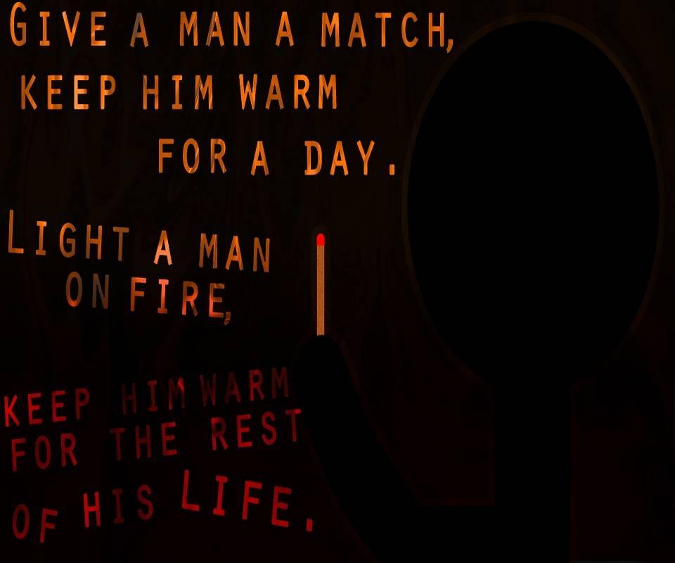 Keep A Man