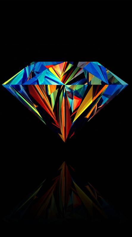 Colourful Diamond
