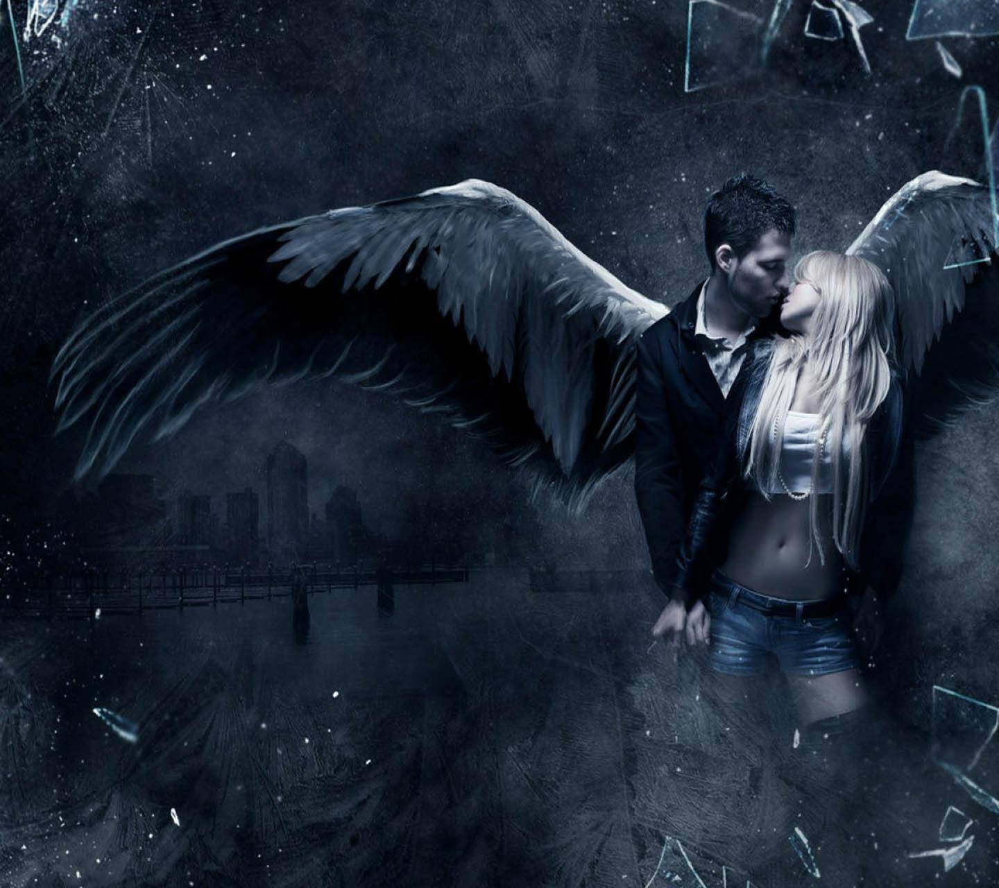 Angel Couple