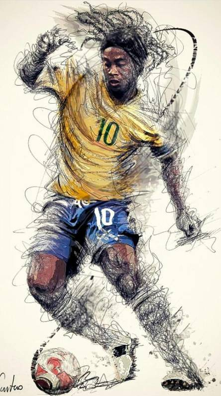 Ronaldinho Wallpapers - Free by ZEDGE™