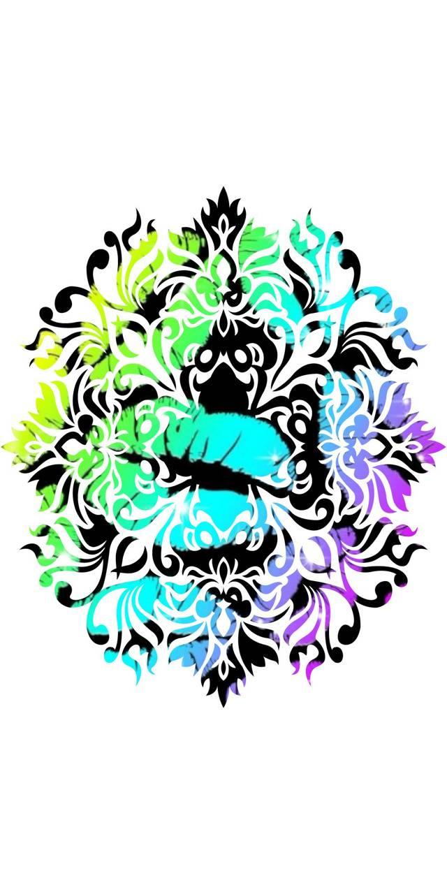 PopArt Mandala