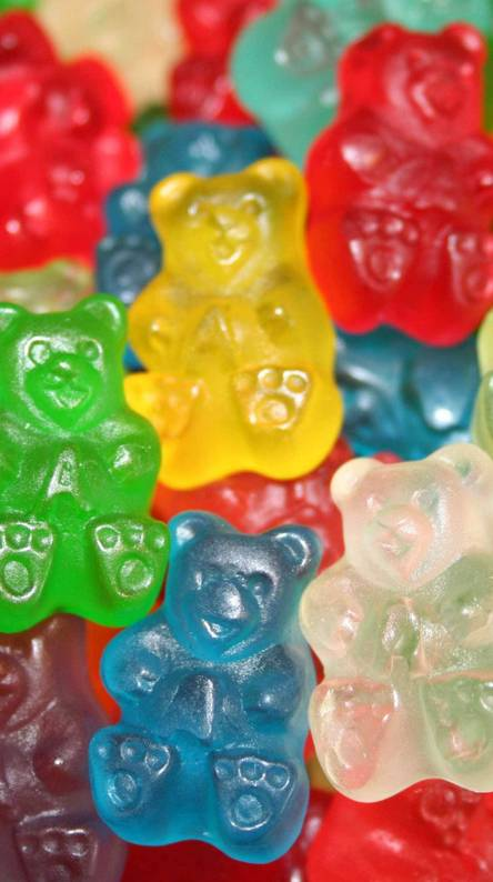 Gummy Bear Wallpapers Free By Zedge