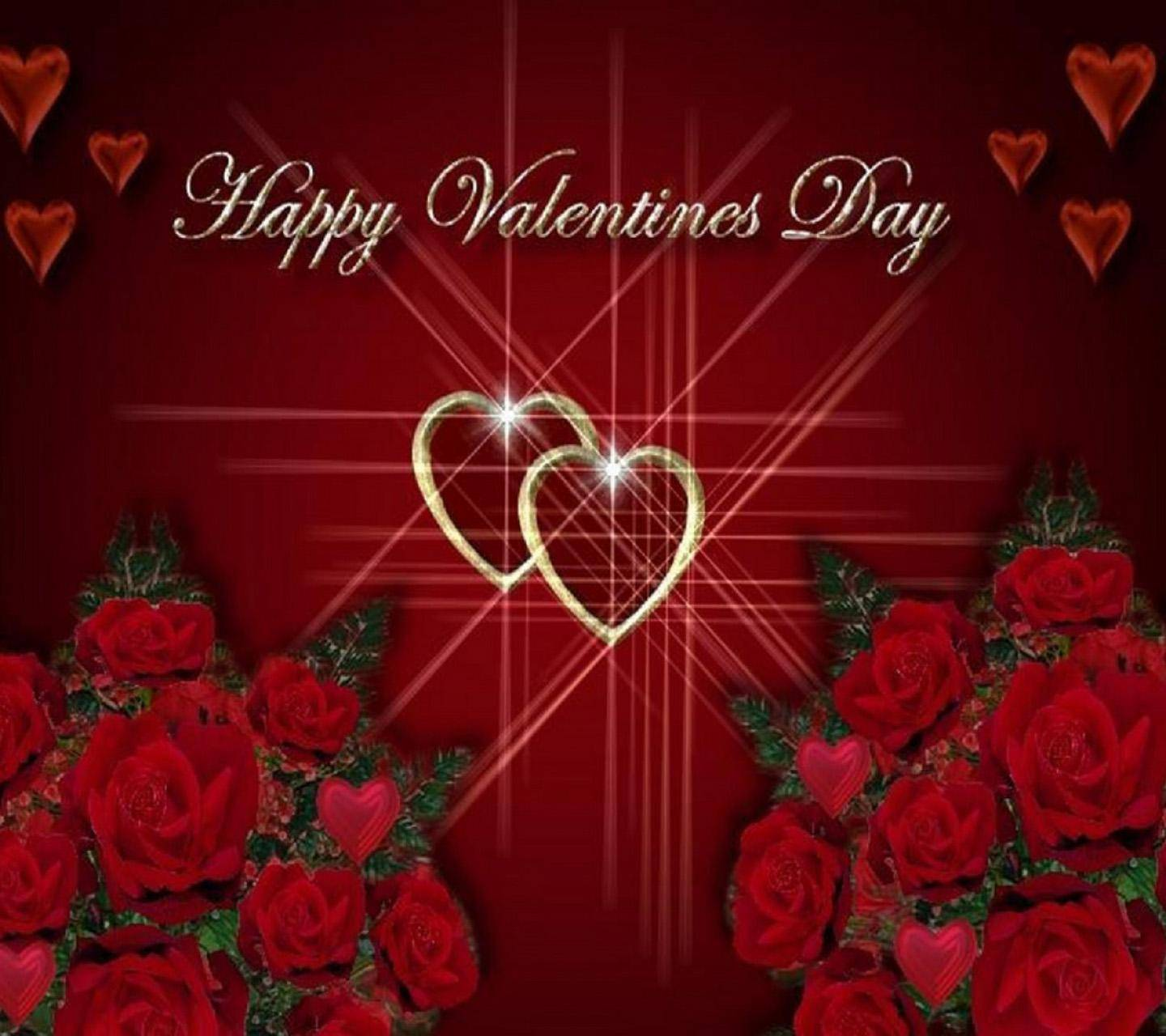 Happy Valentine Day Wallpaper by _Savanna_ - a4