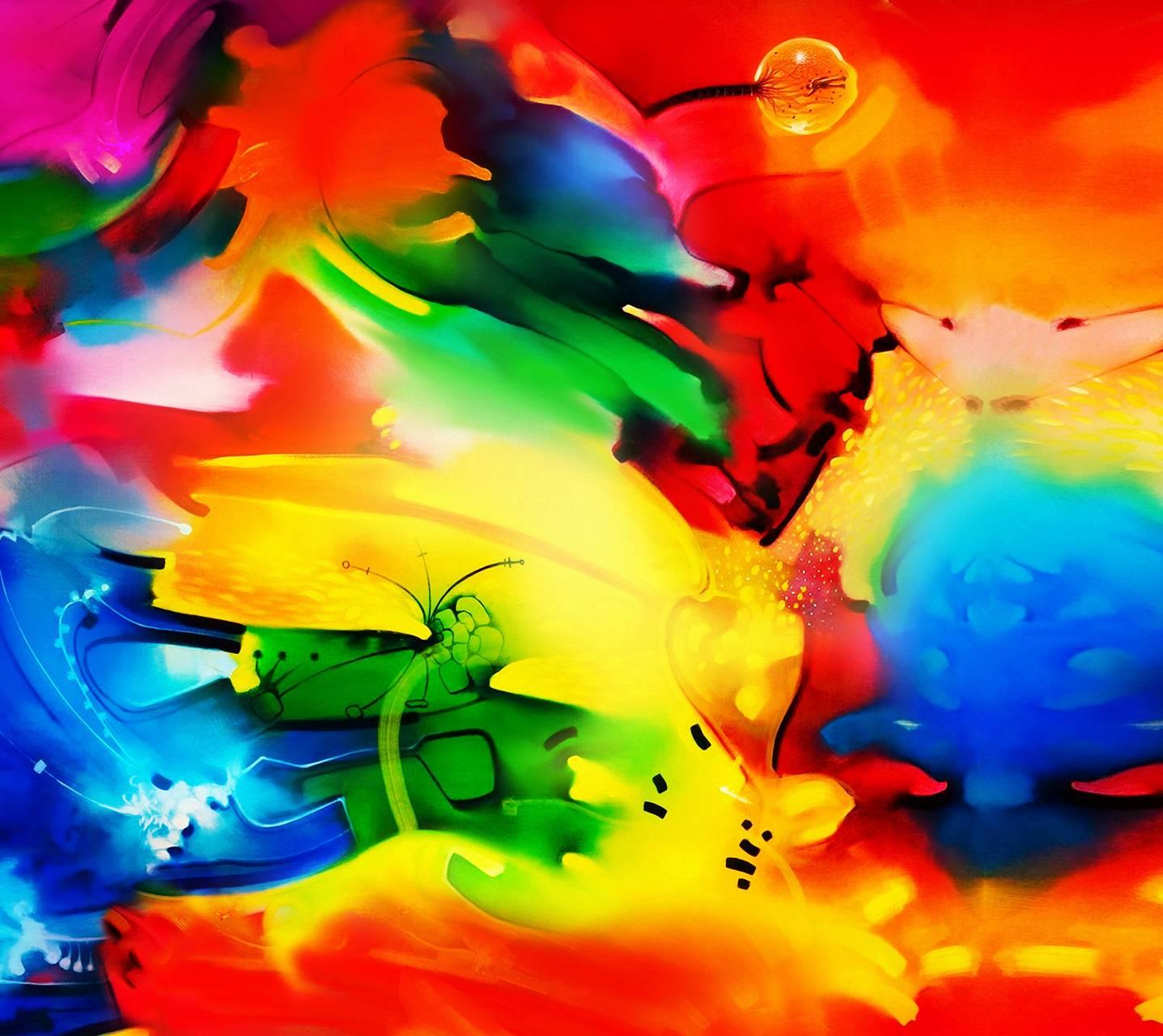 Fantasy Abstract