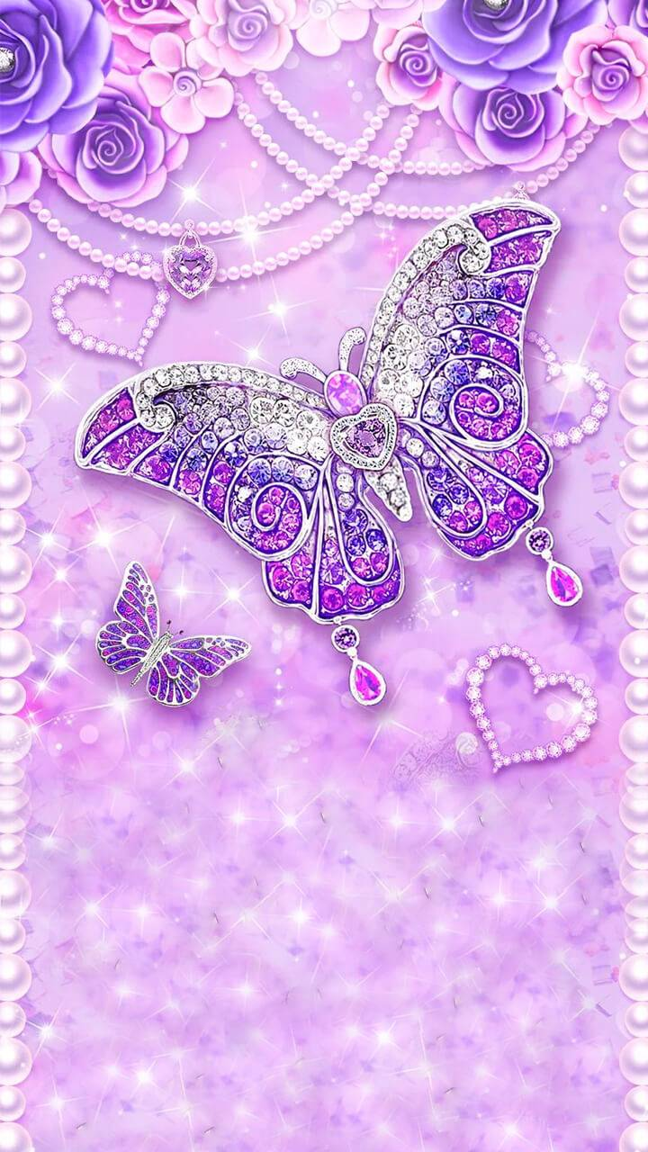 Butterfly Wallpaper by Maggie516 0d Free on ZEDGE™