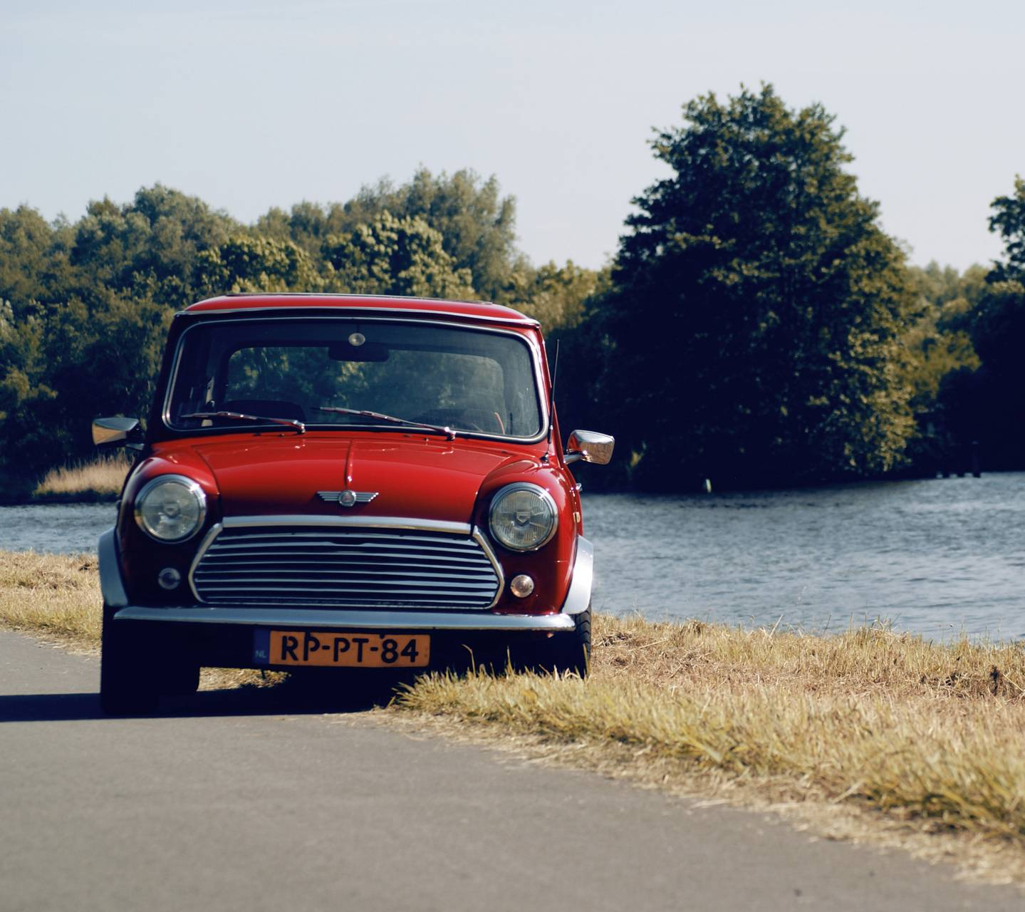 Mini Cooper Classic Wallpaper By Vilsong B0 Free On Zedge