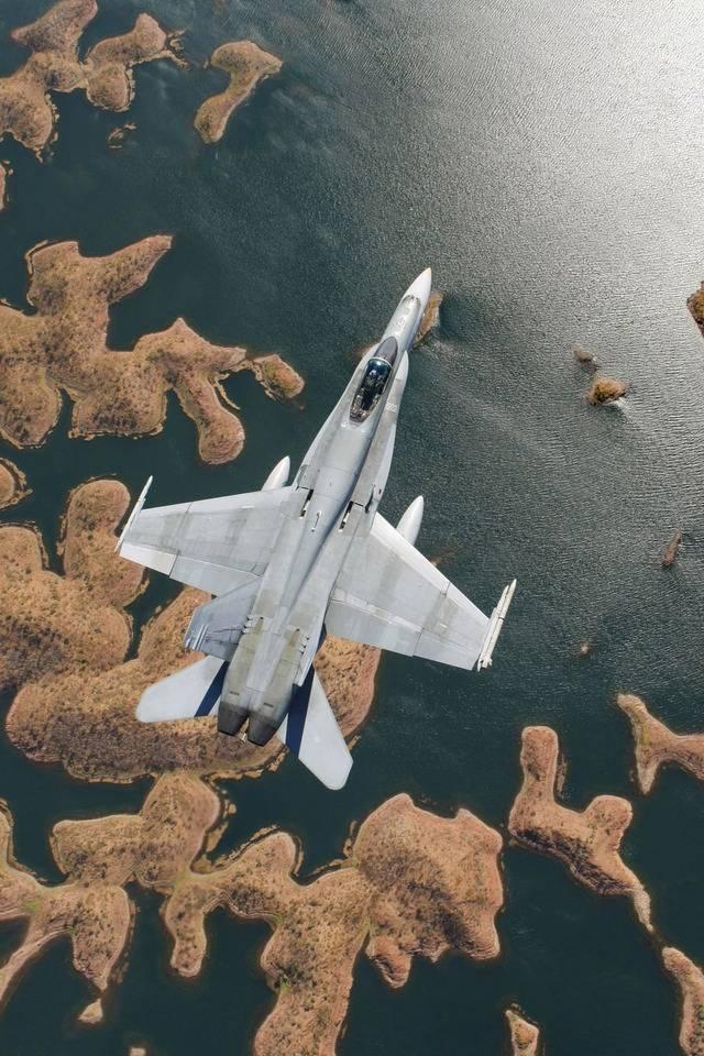 Fa 18 Super Hornet Wallpaper By Shepardpl 6b Free On Zedge