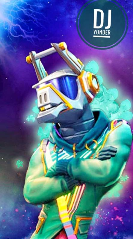 Fortnite Dj Yonder Ringtones And Wallpapers Free By Zedge