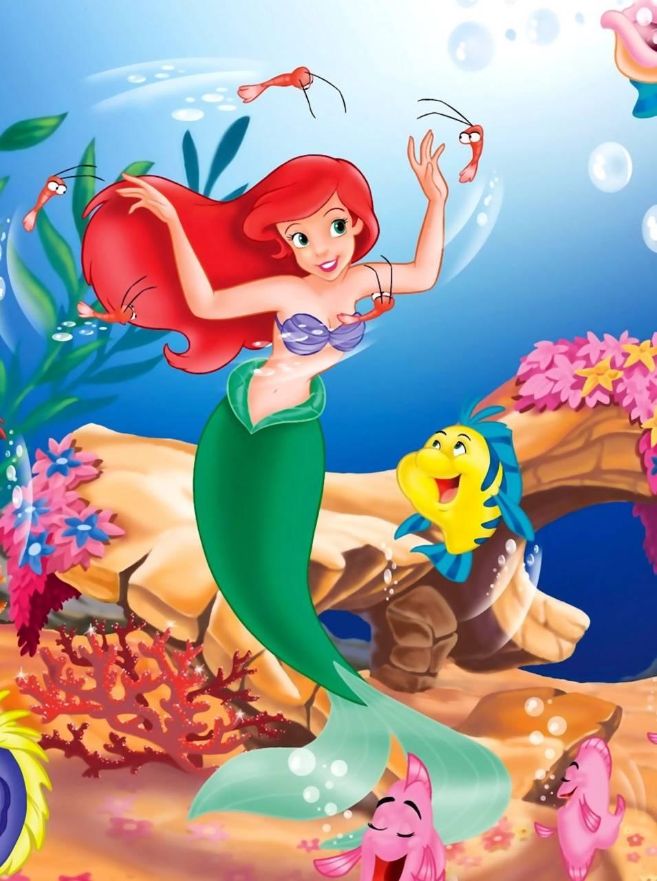 Disney Mermaid