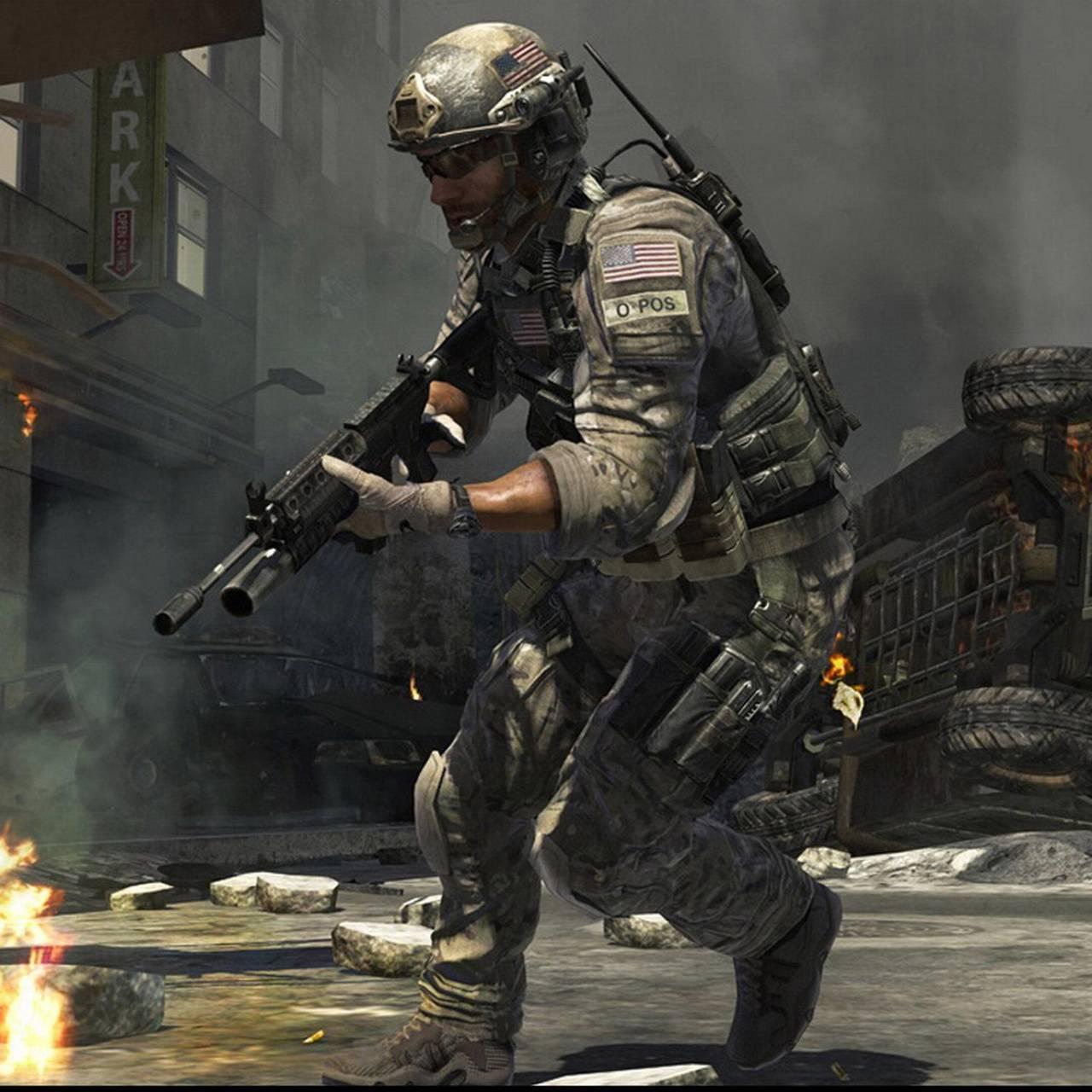 Call Of Duty 4 Wallpaper By Stylish Boy 5f Free On Zedge