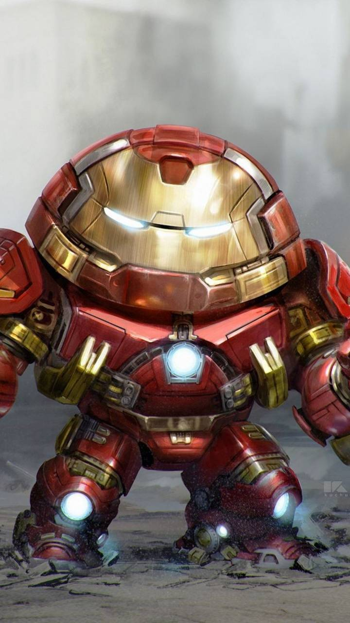 Cute IronBuster