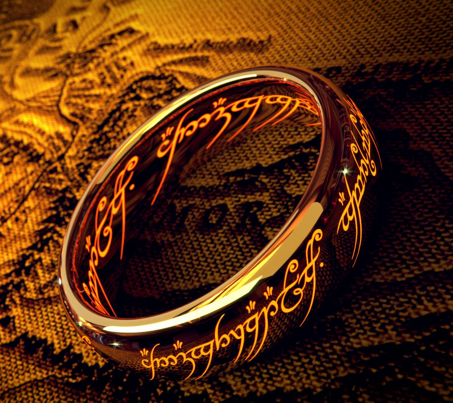 One Ring Wallpaper By Zaragil 74 Free On Zedge