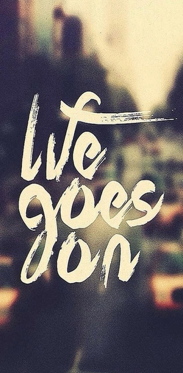 we goes on