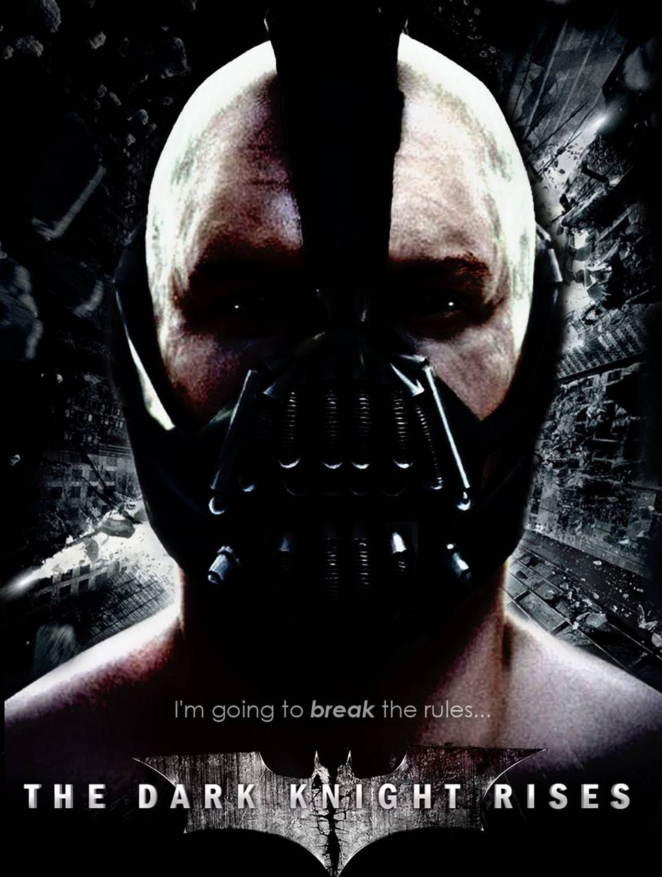 Bane Wallpaper By Luigyh 6b Free On Zedge