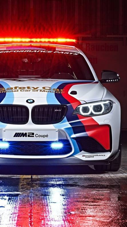 Bmw M2 Police