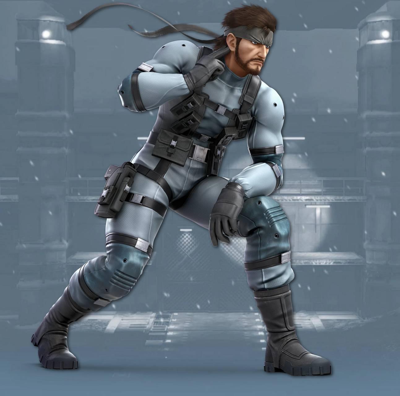 Snake Smash Bros