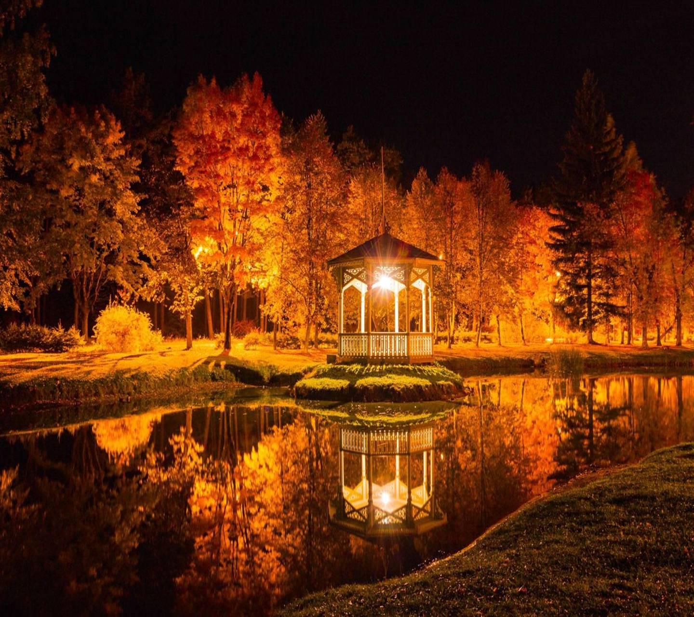 Autumn  Everning