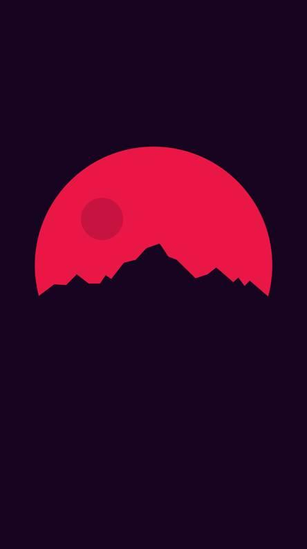 minimal moon