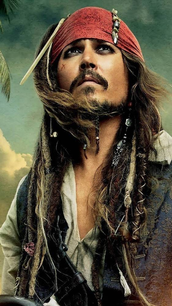 Captain Jack Sparrow wallpaper by