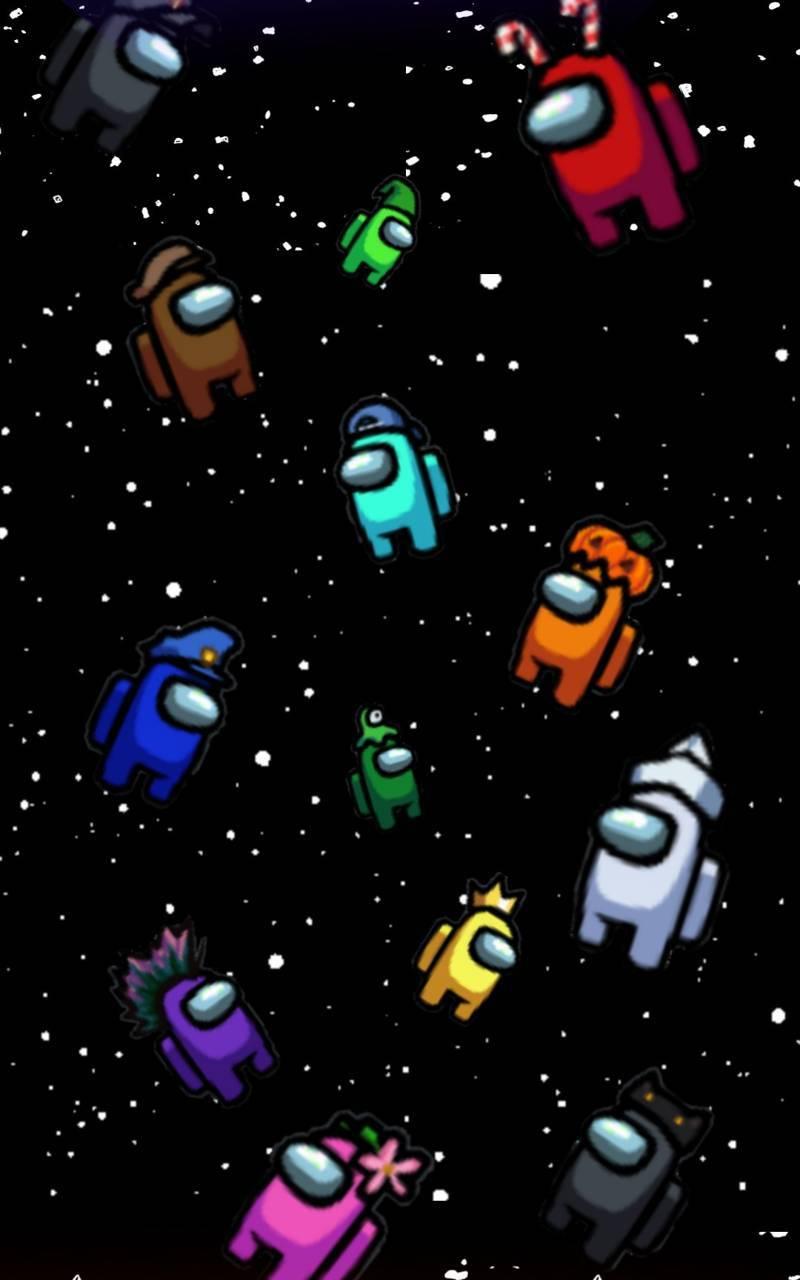 Among us  espacio