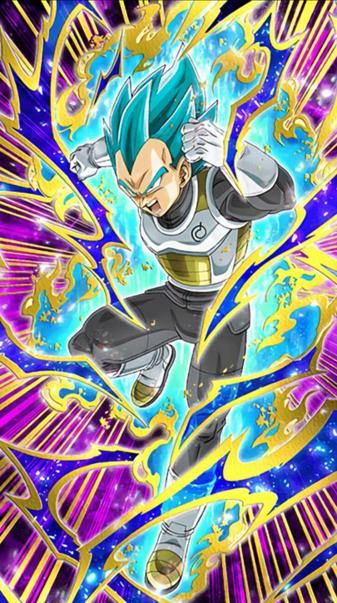 Goku Vegeta new