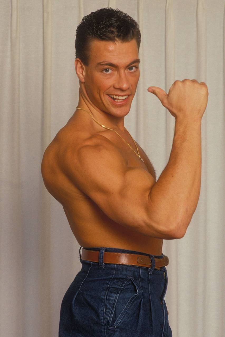 Van Damme Wallpaper By Dljunkie 41 Free On Zedge