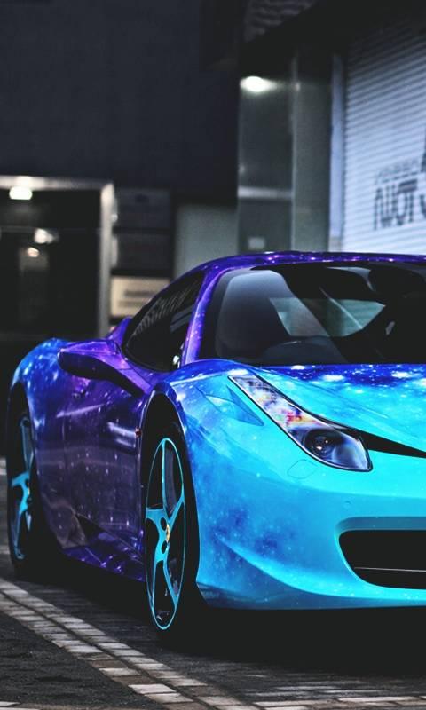 GalaxyTheme Ferrari