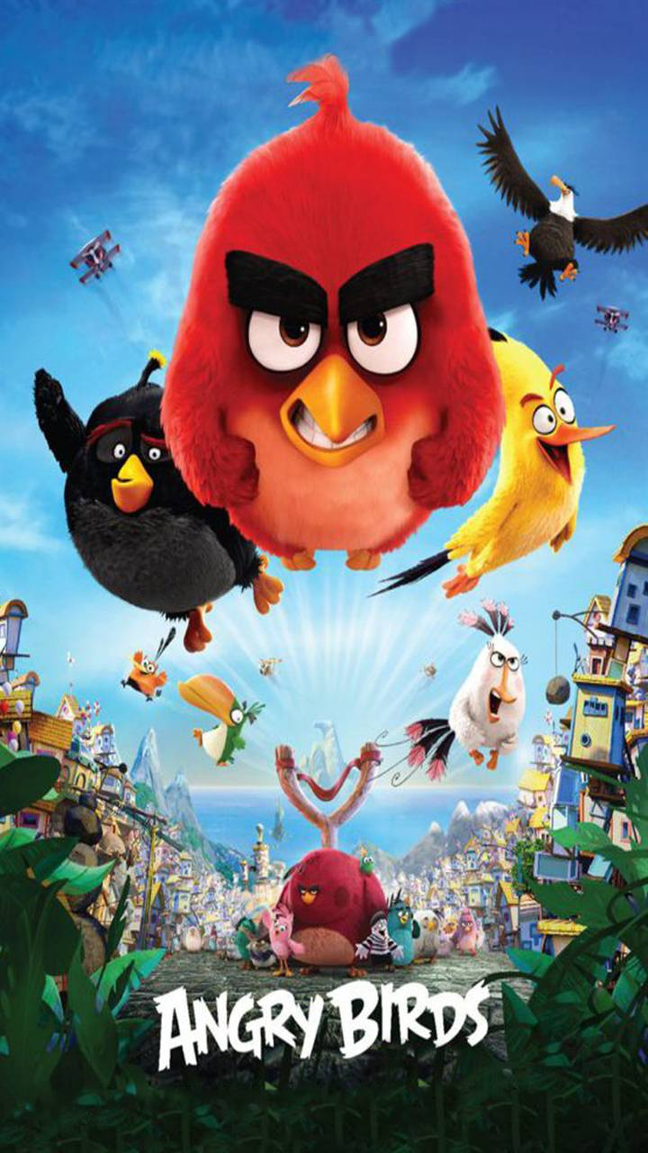 angry bird wallpaper__r3d__ - 14 - free on zedge™