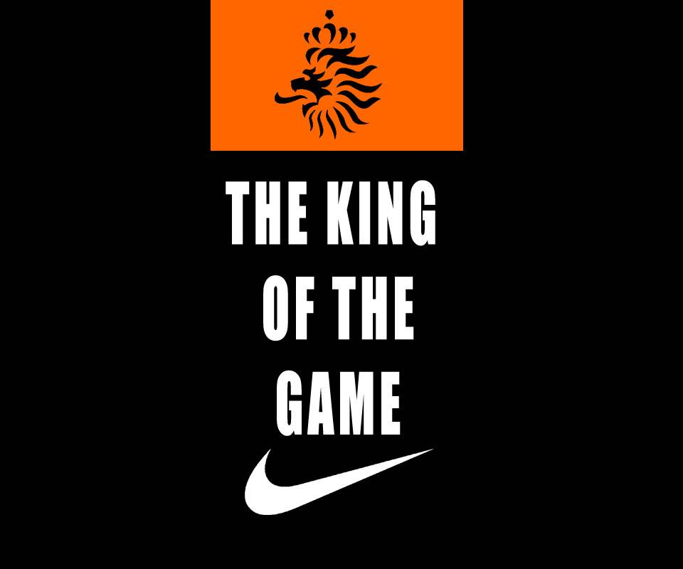 Netherlands Nike Foo