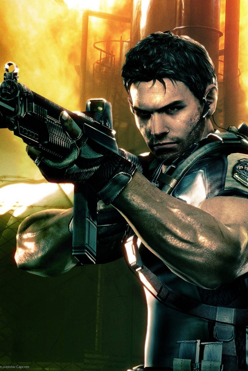 Resident Evil 5 Wallpaper By Musy2 43 Free On Zedge