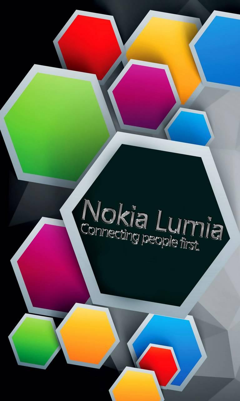 Colorful Lumia