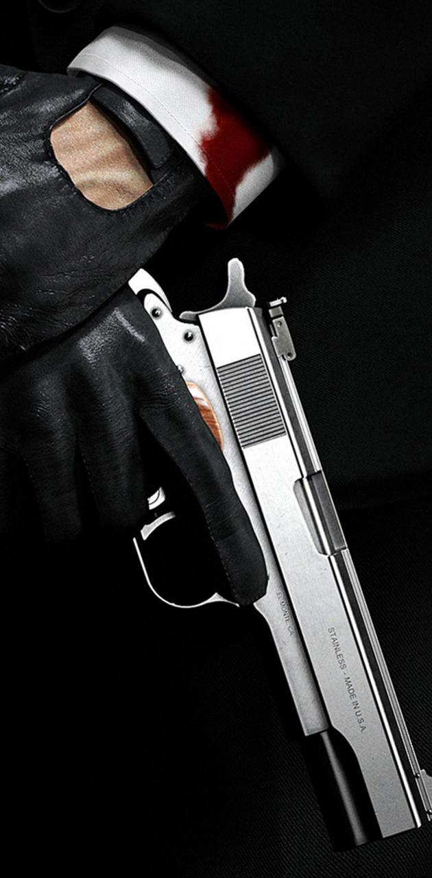 blood gun hitman