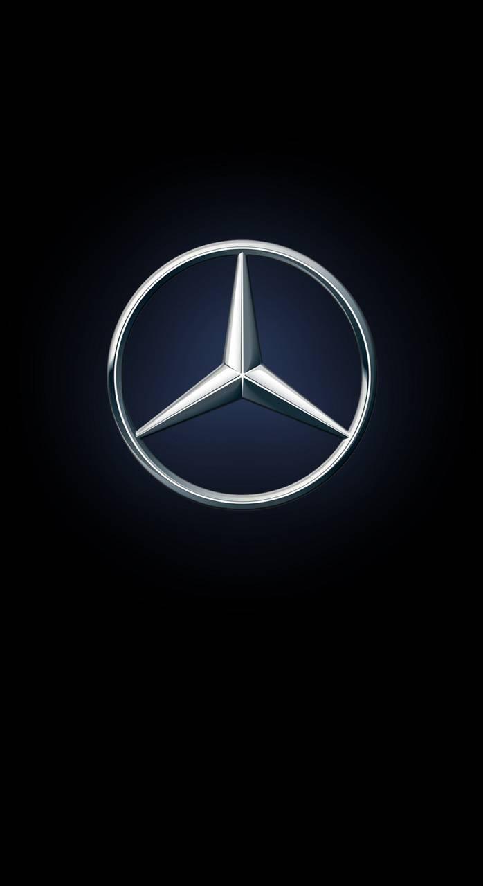 Mercedes logo wallpaper by Vahagn555 - 49 - Free on ZEDGE™