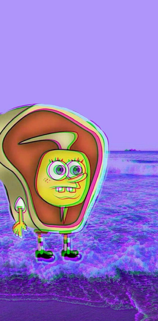 Meat SpongeBob