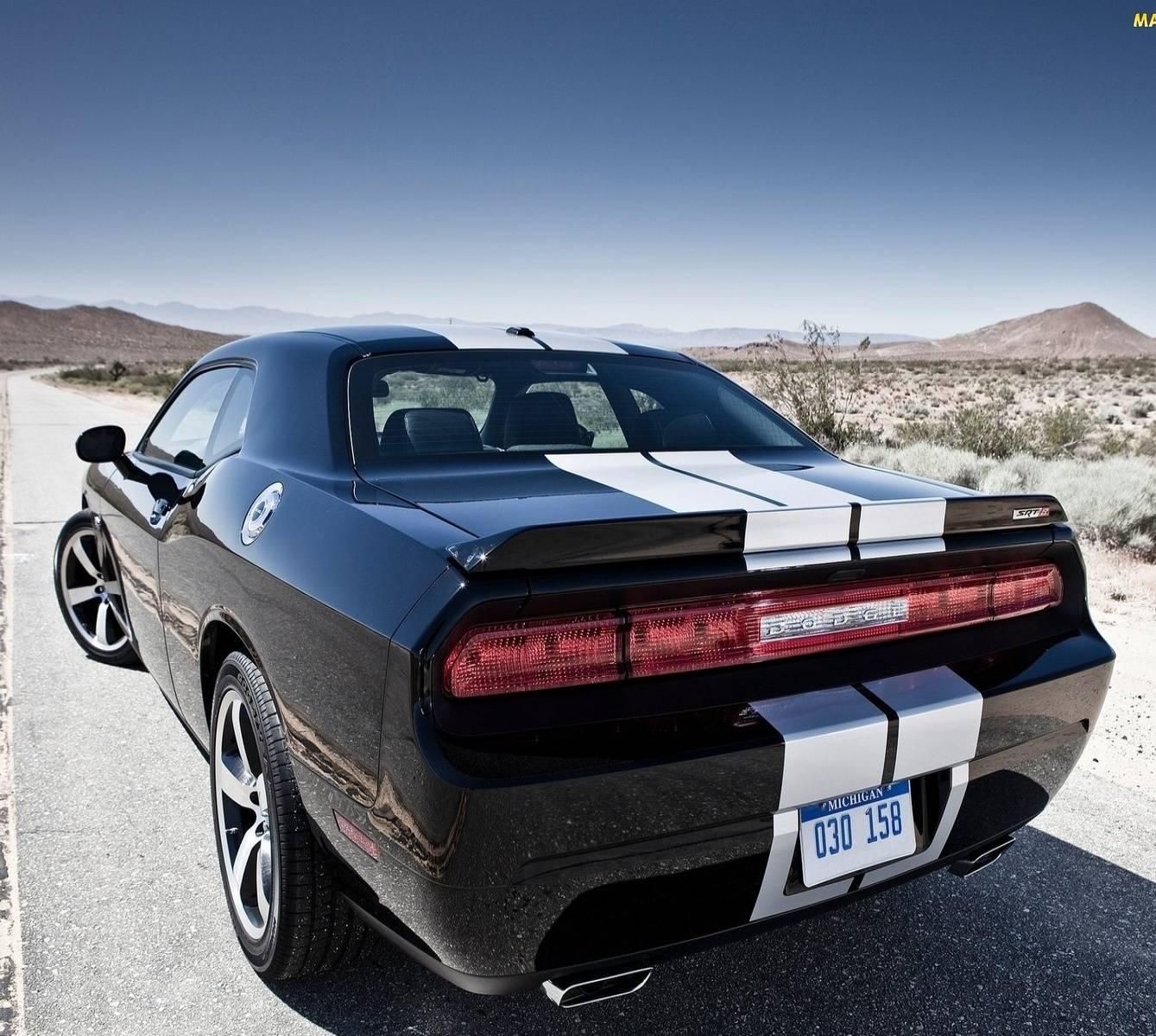 Challenger Str 8
