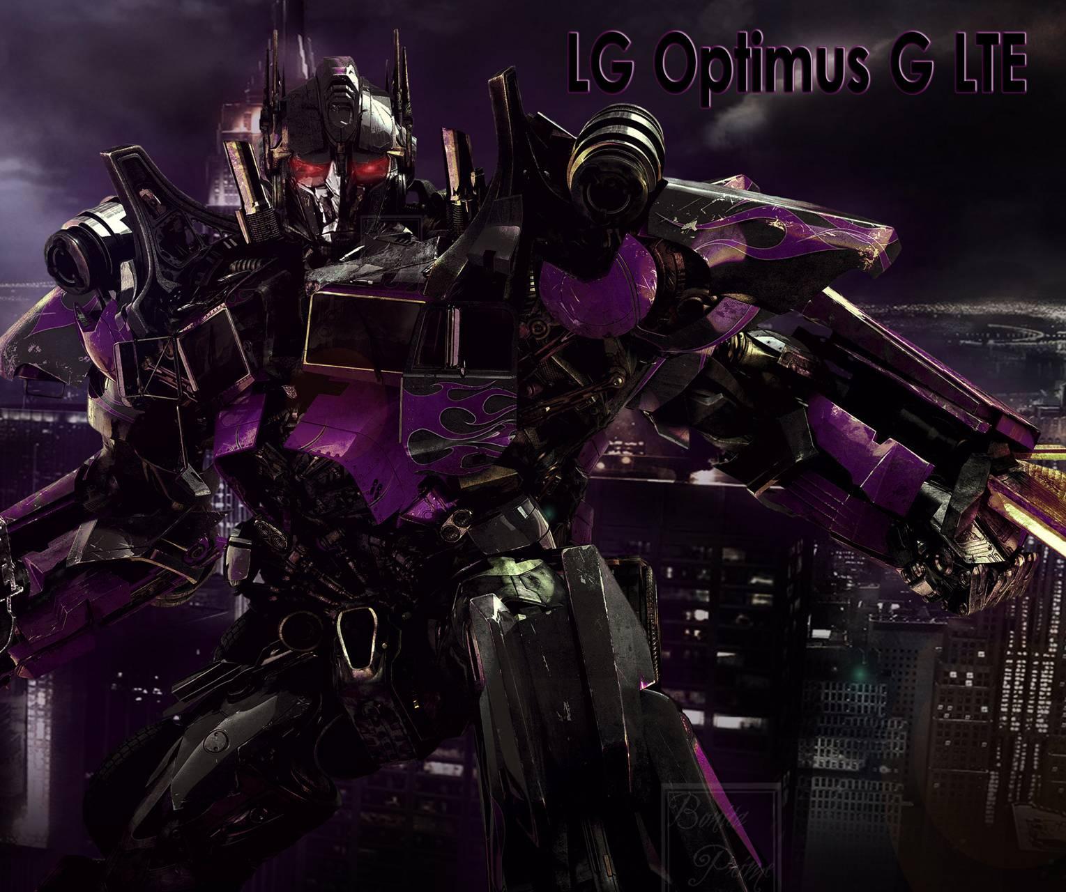 Lg Optimusprime Plum